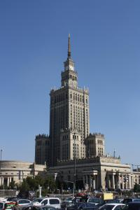 Palace of Culture and Science. Photo by Richard Varr