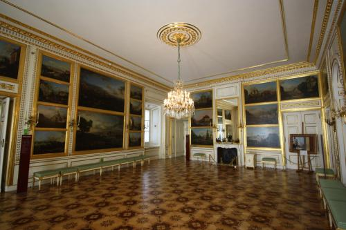 Canaletto Room, Royal Castle. Photo by Richard Varr