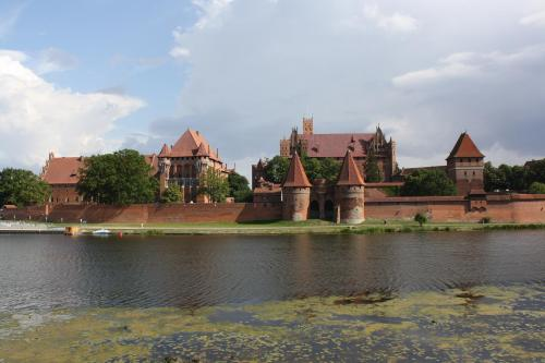 Malbork Castle. Photo by Richard Varr