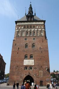 Prison Tower, Gdansk. Photo by Richard Varr
