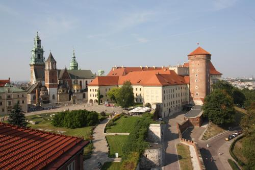 Wawel Castle and Cathedral. Photo by Richard Varr
