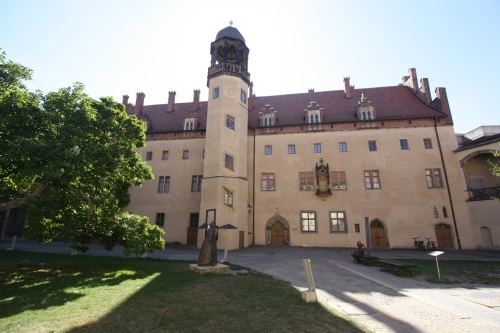 Luther House Museum, Wittenberg. Photo by Richard Varr