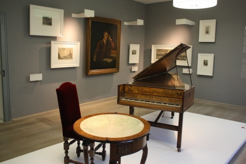 Handel Museum, Halle. Photo by Richard Varr