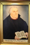 Luther painting, Museum of City History, Leipzig.
